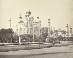Taj Replica in the Husainabad Imambara, Lucknow